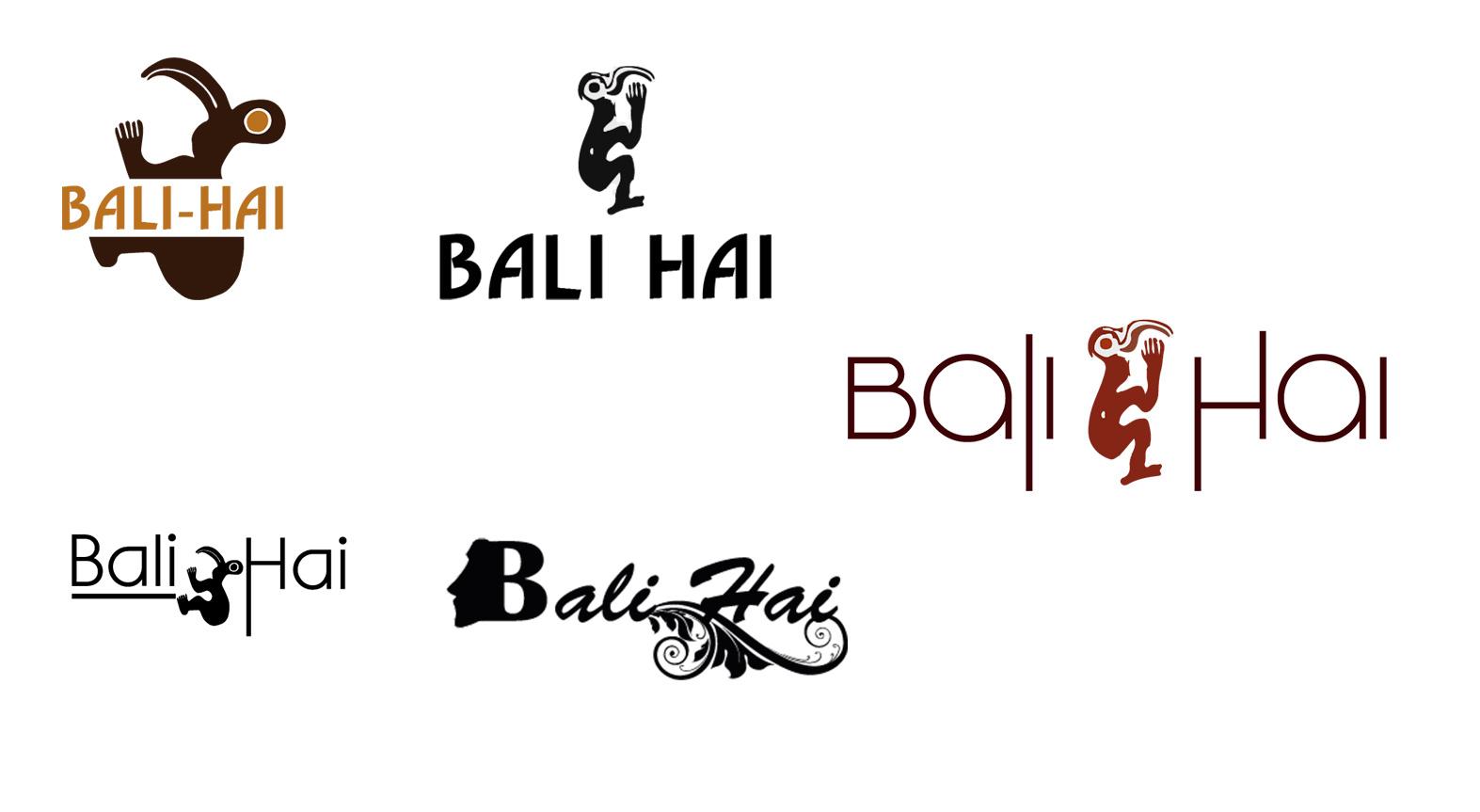 Logo Bali Hai