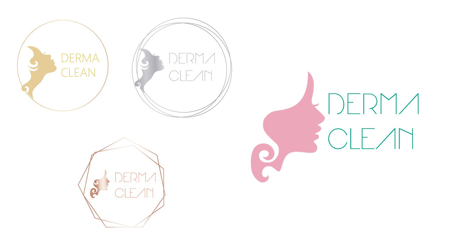 Logo Dermaclean