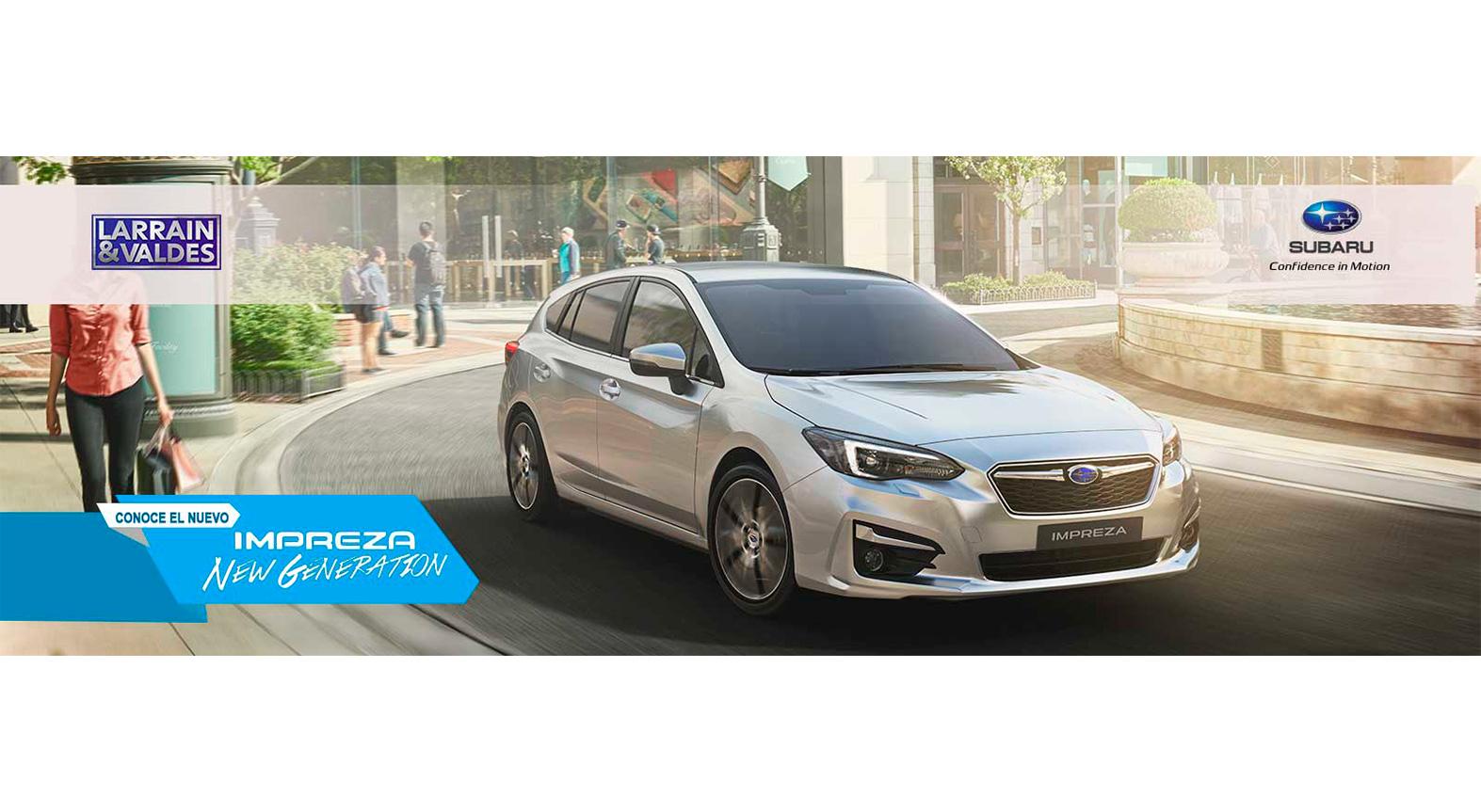 Subaru campañas