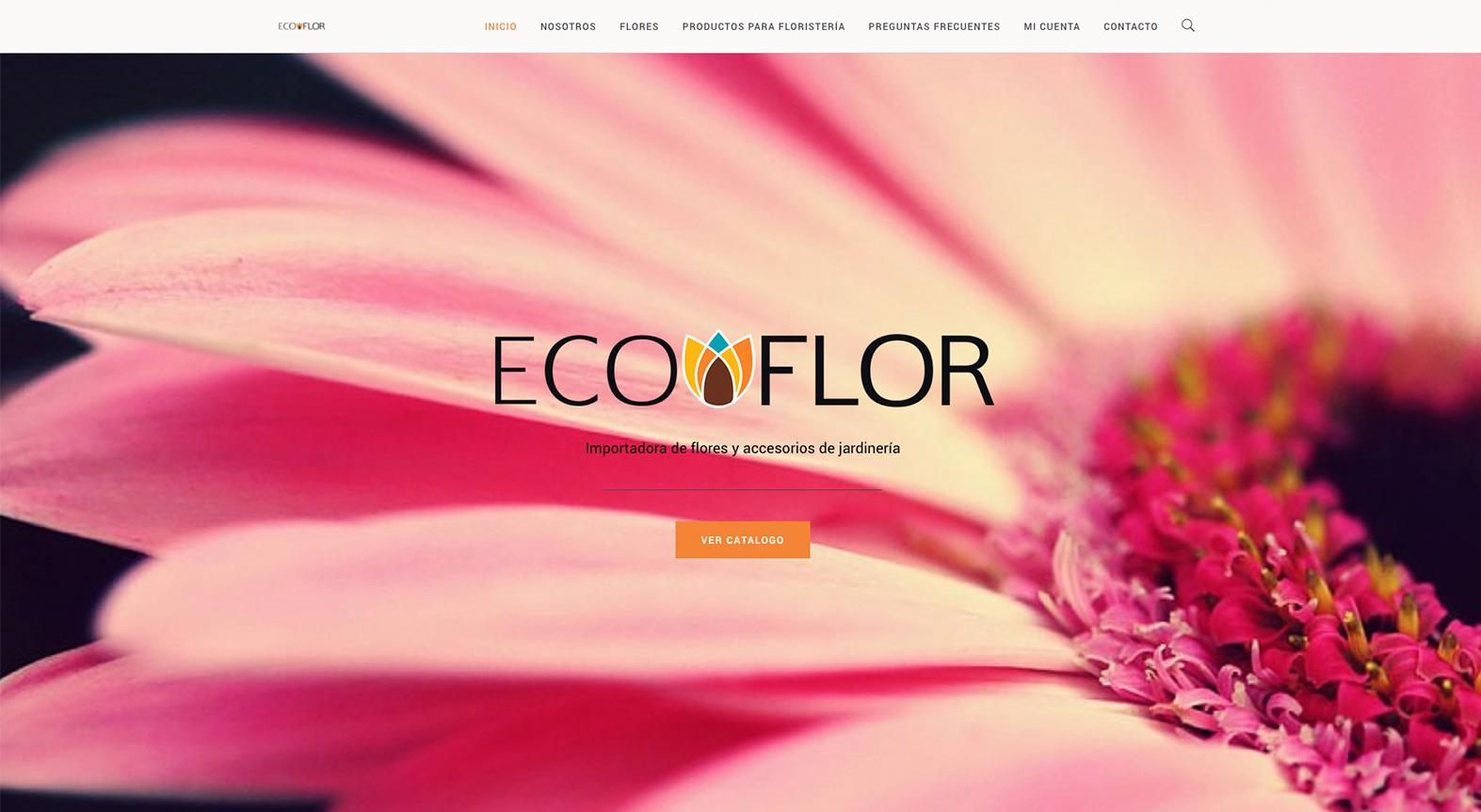 Ecoflor Distribuidora de Flores