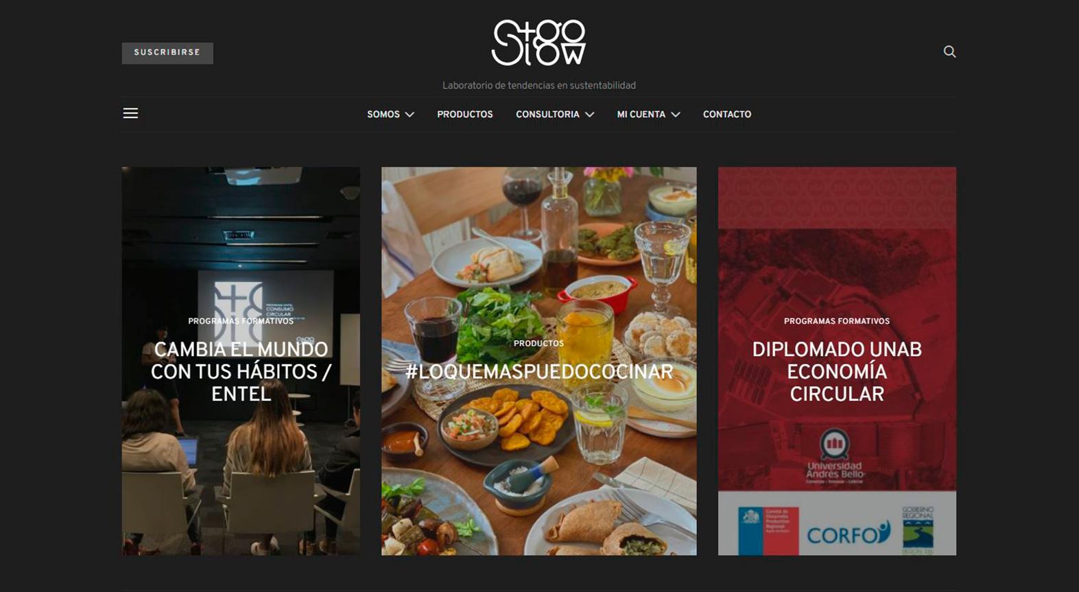 STGOSLOW Carro Compras (Partner)